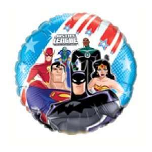 : Justice League Unlimited 18 Mylar Balloon: Health & Personal Care