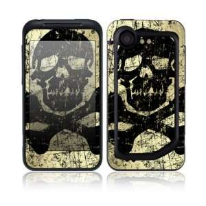 Graffiti Skull / Bones Design Decorative Skin Cover Decal Sticker for