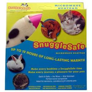 Snugglesafe Microwave Dog Bed Heat Pad Pet Supplies