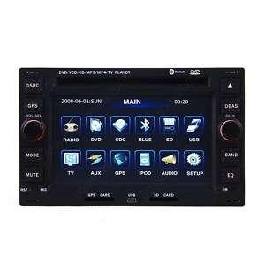 VW Golf IV/Mk4 Variant Car GPS Navigation TV DVD Player