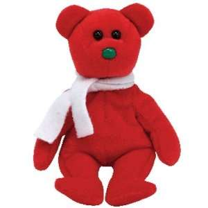 TY Jingle Beanie Baby   LIL FROSTS the Bear (