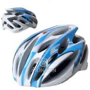 GUB 99 white / light blue riding helmet / high quality one