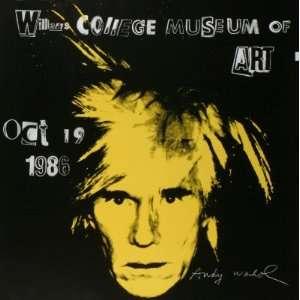 Self Portrait by Andy Warhol, 34x34