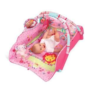 Starts Babys Deluxe Baby development Activity Center Gym Play Mat