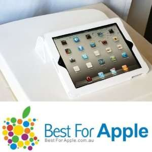 Leather Wake up / sleep magnetic Smart Cover case for iPad