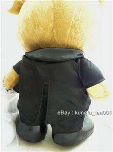 San X Rilakkuma Relax Bear Wedding Doll Plush Toy 13