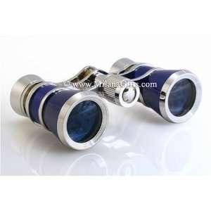 Milana Optics   Opera Glasses   Aria   Reflex Blue Finish
