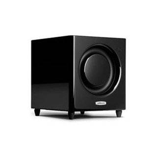 Polk Audio DSW MicroPRO 2000 Subwoofer Speaker (Single, Black)