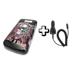 BUNDLE LG Optimus Q L55c Mexican Pride + CAR CHARGER