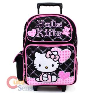 Backpack School Lunch Bag Set  Love Teddy Bear 688955815810