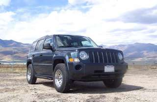Jeep Patriot lift kit & Compass