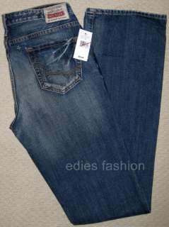 NEW BIG STAR JEANS * LOU MID RISE EASY BOOT CUT JEANS *   SIZE 26