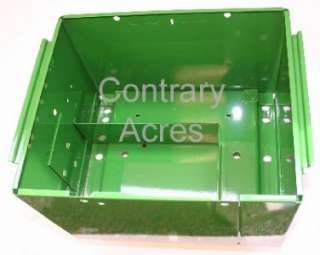 JOHN DEERE 720 730 DIESEL BATTERY BOX