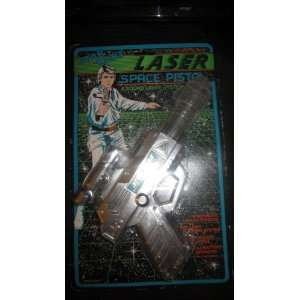 Star Wars Luke Skywalker Laser Space Pistol Everything