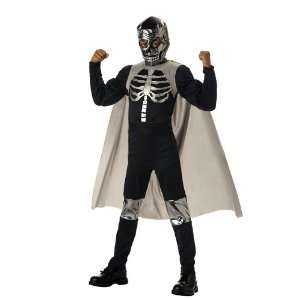 El Muerto Luchadore Child Costume   Small Toys & Games