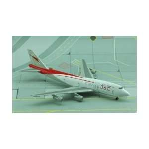 Jet X Cargo 360 Airways B747 300F Model Airplane Toys