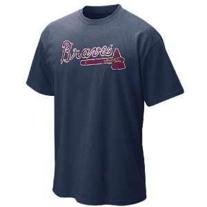 Atlanta Braves Nike Baseball T Shirt