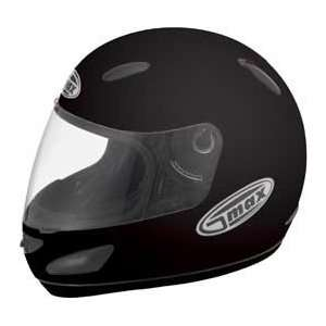 Youth Full Face Street Helmet Lizard Red Large   72 5021YL Automotive