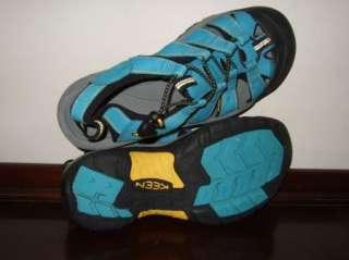 Keen Newport Turquoise Waterproof Sandals Shoes Womens Sz.40(EU)/ 9.5