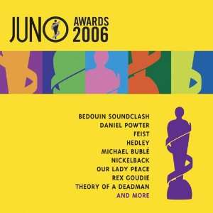 Juno Awards 2006 Various Artists Music