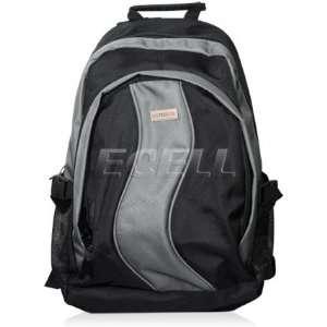 Ecell   BLACK NYLON LAPTOP BACKPACK BAG FOR 15.1 ACER