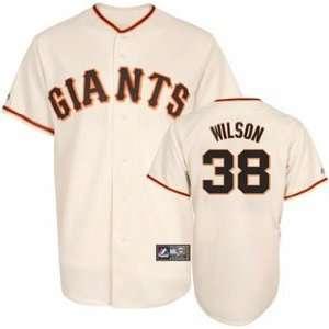 San Francisco Giants Brian Wilson Replica Player Jersey