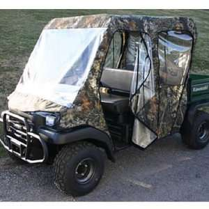 Enclosure MOSSY OAK CAMO For Kawasaki Mule 3010 Transport: Automotive