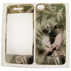 Kingly Fashion Mobiskins for iPhone 4 Toys & Games