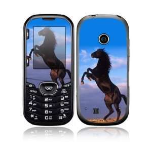 Animal Mustang Horse Design Decorative Skin Cover Decal Sticker for LG