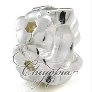 Flower Ring Chiyopia Pandora Chamilia Troll Compatible Beads Jewelry