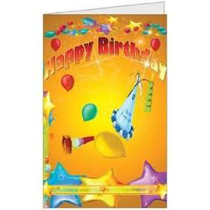 Birthday Boy Girl Hats Niece Nephew Son Greeting Card (5x7