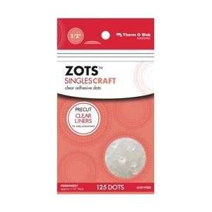 Therm O Web Zots Singles, Craft: Arts, Crafts & Sewing