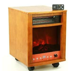 Dr Infrared Heater DR928 Music Heater 1500W with Dual Heating Systems