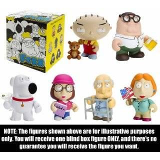 American Dad Bendable Figures Set Stan, Francine, Steve, Haley, Roger