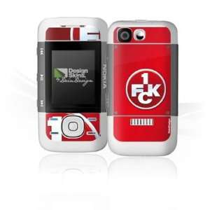 Design Skins for Nokia 5300 Xpress Music   1. FCK Logo Design