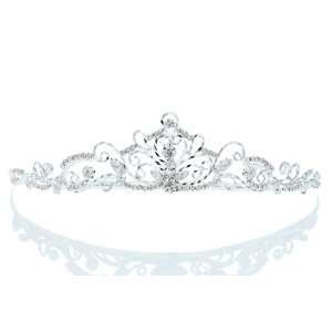 Bridal Princess Rhinestones Crystal Wedding Crown Tiara Beauty
