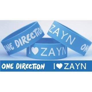 Love Zayn Malik One Direction Band One Inch Wristband