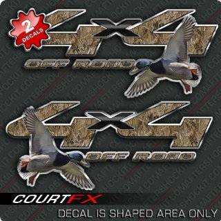 FX4 Ford Duck Hunting Decals Off Road Camo Explore similar items