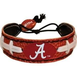 Alabama Football Bracelet