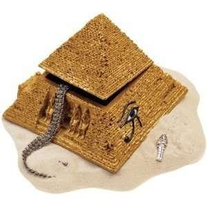 Great Pyramid Jewelry Treasure Box