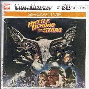 Battle Beyond the Stars 3d View Master 3 Reel Packet Toys & Games