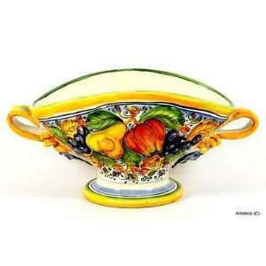 FRUTTA Oval footed fruit bowl/wine chiller [#4328 FRU