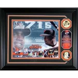 Barry Bonds San Francisco Giants 715th Commemorative Photo