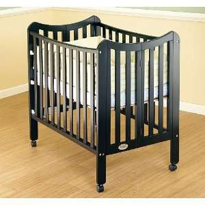 Orbelle 1144CA Tian Three Level Portable Crib (Cappuccino) Baby