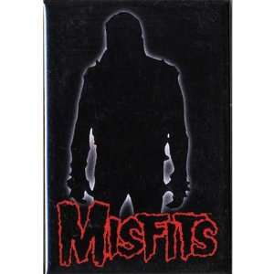 Misfits   Silhouette Logo Magnet:  Kitchen & Dining
