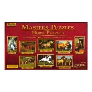 Masters s Breeds of Horses Jigsaw Puzzle 1000pc Toys