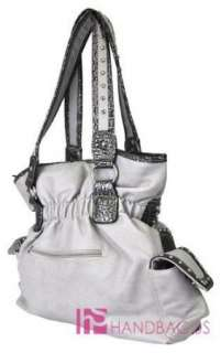 new western star studded alligator trim handbag purse satchel bag