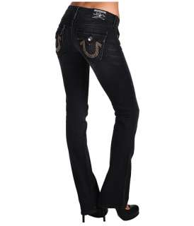 True Religion Becky Boot Stud Logo in Short Fuse    Free