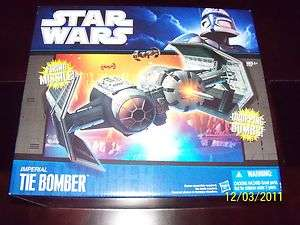 Star Wars Exclusive Vehicle Imperial TIE Bomber