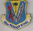 PENNA ANG 112th FIGHTER GROUP(AIR DEFENSE) Japan handmade patch